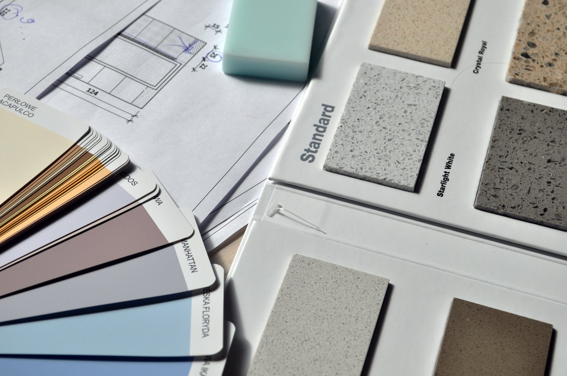 Choose a Color Palette - Mile High Home Pro