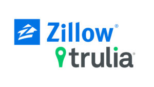Zillow and Trulia logos